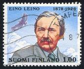 Poet Eino Leino — Stock Photo