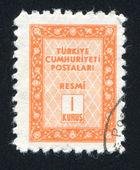 Patrón de turco — Foto de Stock