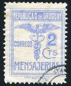 Medicine emblem — Stock Photo
