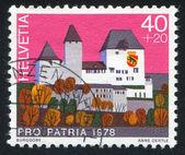 布尔格多夫城堡 — 图库照片