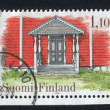 Finland Stamp — Stock Photo