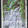Edessaios River cascades — Stock Photo