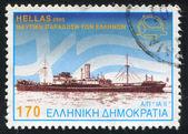 Steamships — Stock Photo