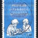Dentists Examining Patient — Stock Photo