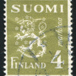 Coat of arms of Finland — 图库照片 #11397577
