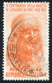 Leonardo da Vinci — Stock Photo