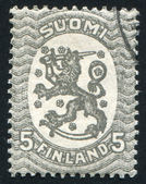 Coat of arms of Finland — ストック写真
