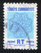 Turkse patroon — Stockfoto