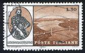 Giovanni da Verrazano — Stock Photo