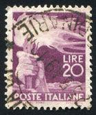 Znicz Włochy — Zdjęcie stockowe