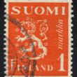 Coat of arms of Finland — 图库照片 #11443120