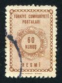 Türk desen — Stok fotoğraf