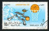 Campeonato de baloncesto — Foto de Stock