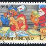 Post Office of Santa Claus — Stock Photo