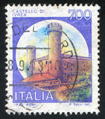 Castles Ivrea — Stock Photo