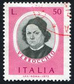 Andrea del verocchio — Foto de Stock