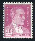 Kemal ataturk — Foto de Stock
