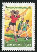 Escolares deportivos — Foto de Stock