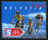 Cycling — Stock fotografie
