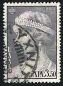 La reina sofía — Foto de Stock