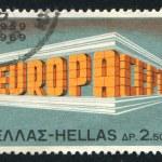 Europa Cept — Stock Photo