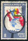 巴尔干国家 — 图库照片
