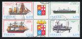 Italian Ships — Stock Photo