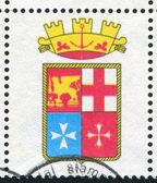 Arms of Italian navy — Stock Photo