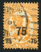 芬兰的徽章 — 图库照片