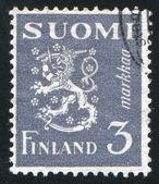 Herb finlandii — Zdjęcie stockowe