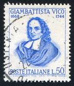 Giambattista Vico — Stock Photo