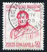 Gioacchino Rossini — Stock Photo