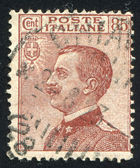 Victor emmanuel iii — Foto Stock