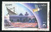 Telecommunications Ground Stations — Stock Photo