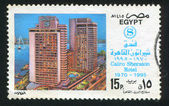 Cairo Sheraton Hotel — Stock Photo
