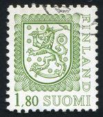 Finlandiya arması — Stok fotoğraf