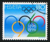 Juegos olímpicos modernos — Foto de Stock