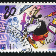 Stamp printed by Switzerland Mouse — Stock Photo #11930793