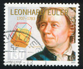 Leonhard Euler — Stock Photo