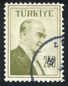 Kemal Ataturk — Stock Photo
