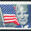 Dwight David Eisenhower - Foto de Stock