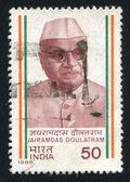 Jairamdas Doulatram — 图库照片