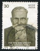Raja Mahendra Pratap — Stock Photo