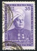 Rajah annamalai chettiar — Zdjęcie stockowe