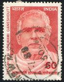 Tyagmurti goswami ganeshdutt — Foto de Stock