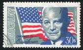 Dwight David Eisenhower — Stockfoto