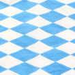 Bavarian diamond pattern — Stock Photo