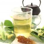 ������, ������: Fresh lime blossom tea
