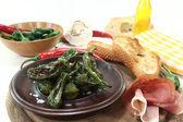 Pimentos — Stock Photo