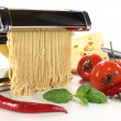 Pasta machine - Stock Photo